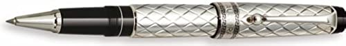 calidad oficial Aurora Bolígrafo Roller Roller Roller Optima G71plata 925quilates antigüedades  barato