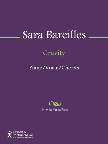 Gravity Sheet Music (English Edition)