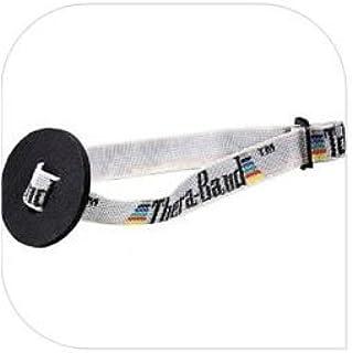 TheraBand Elastic Resistance Bands and Tubing Overdoor...