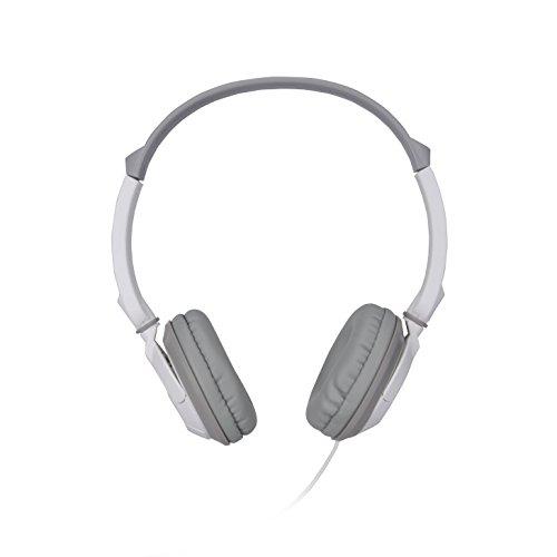 TDK ST-100 - Auriculares de diadema cerrados, blanco
