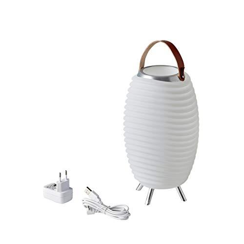 Synergy 35S – 3-in1 Bluetooth-Lautsprecher, Weinkühler & LED-Licht – Musik-Streaming und Wein-, Champagner oder Bier kühlen
