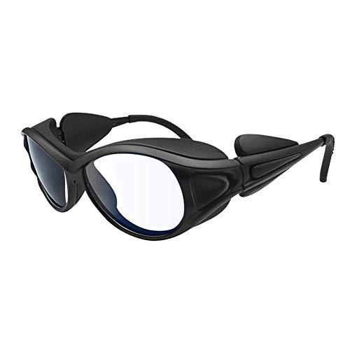Gafas de seguridad RUNMIND de fibra industrial láser 1064 nm para láser YAG, láser de diodos, técnico láser, industria de seguridad láser
