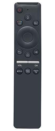 ALLIMITY BN59-01312B Telecomando Sostituito per Samsung 4K SMART ULTRA HDTV with Netflix Rakuten TV Buttons GQ43Q60R GQ49Q60R GQ55Q60R GQ55Q80R GQ65Q60R GQ65Q80R GQ75Q60R GQ82Q60R