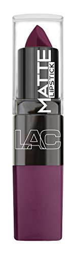 L.A. Colors Matte Lipstick, Torrid, 1 Ounce