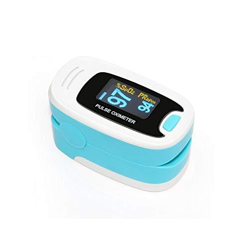 Pulsoximeter Trendmedic/OLED Pulsoximeter/Fingerpulsoximeter für die Messung des Puls und der Sauerstoffsättigung am Finger