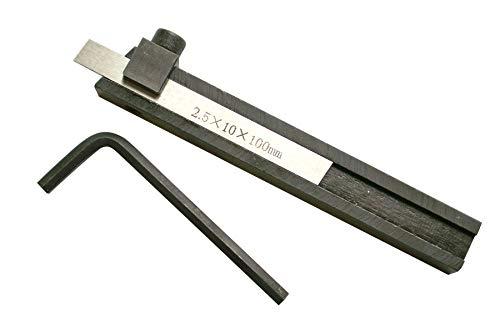 Werkzeughalterung Abstechhalter Abstechstahl für HSS Drehstähle Drehstahl 20mm