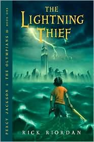 The Lightning Thief (text only) 1st…