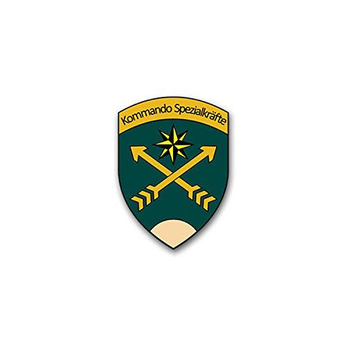 Aufkleber/Sticker KSK Schweiz Kommando Spezialkräfte Formation 5x7cm#A2274