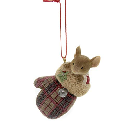 Enesco Tails with Heart A Cozy Mitten Ornament