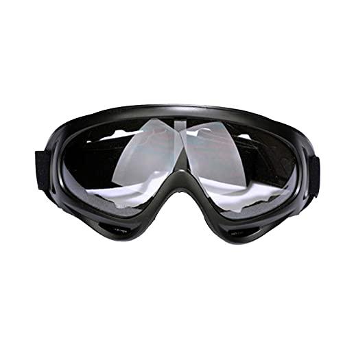 laoonl Skibrille Outdoor Ski Motorrad Langlauf Sport Wind und Staub Reitbrille Langlebig und Tragbar