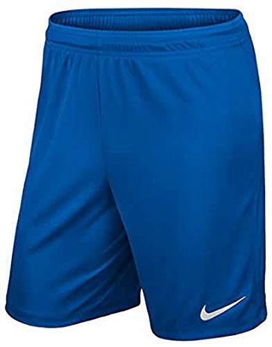 Nike Yth Park II Knit Short Nb, Pantalón Corto, Niños, Azul (Royal blue/White), XL