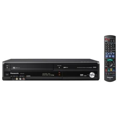 Panasonic DMR-EZ48 DVD Recorder/VCR - 1080p (DMR-EZ48)