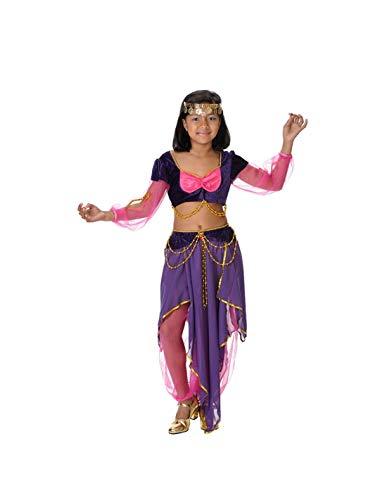 DISBACANAL Disfraz Danza del Vientre nia - -, 12 aos
