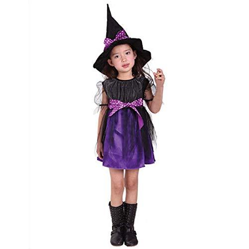 3D Ping - Costume da strega Matissa per bambini per Halloween