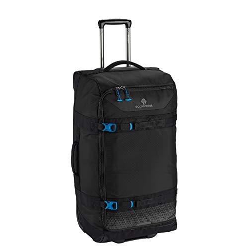 Price comparison product image Eagle Creek Expanse Wheeled Rolling Duffel Bag,  30-Inch,  Black