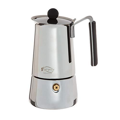 San Ignacio Milan - Cafetera modelo para 4 tazas