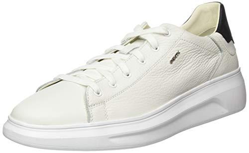 GEOX U MAESTRALE B WHITE Men's Trainers Low-Top Trainers size 46(EU)