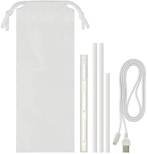 スケーターペットボトル対応加湿器超音波式USB給電スティック式ダイカットミストねこっとSTST1D