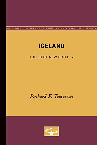 Iceland: The First New Society