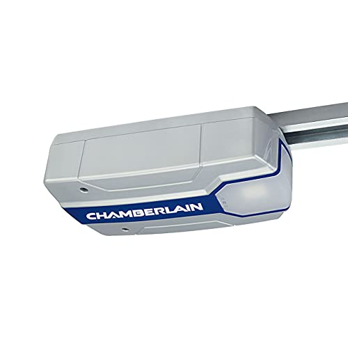 Chamberlain ML1000EVGB Garage Door Opener, White
