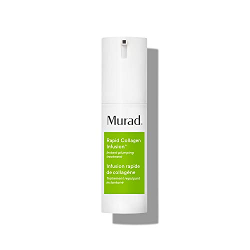Murad Resurgence Rapid Collagen Infusion - Anti-Aging Collagen Serum for Skin - Collagen Cream for Face and Neck Smooths and Visibly Minimizes Wrinkles, 1.0 Fl Oz (Packaging May Vary)
