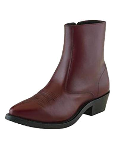 Old West Boots Nashville Black Cherry 9.5 EE - Wide