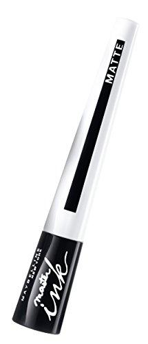 Maybelline Master Ink Matte 10 Charcoal Black delineador de