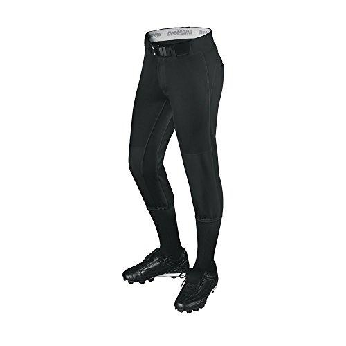 DeMarini Uprising Fastpitch Softball Pants, Large, Black