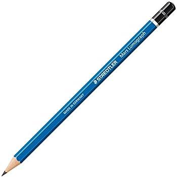 STAEDTLER ルモグラフ鉛筆 100-B おまとめセット【3個】
