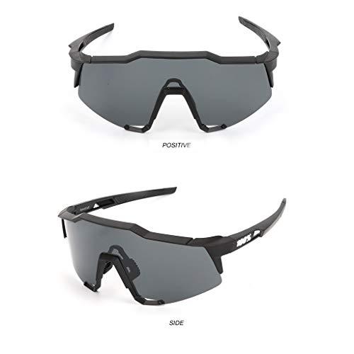 HBGGGGG Gafas Sol polarizadas Gafas Deportes Riding