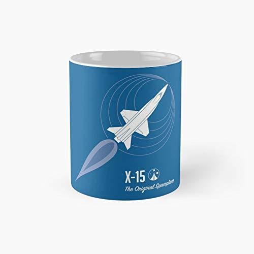 X-15 - The Original Spaceplane Classic Mug
