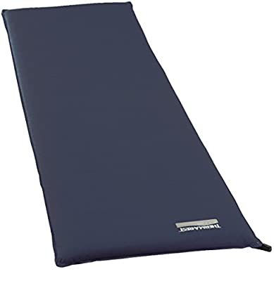 Therm-a-Rest Basecamp Self-Inflating Foam Camping Pad (2018 Model), X-Large - 30 x 77 Inches