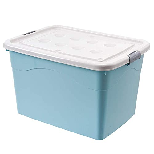 Storage box, creative home storage box, plastic layer with wheels, multifunctional storage box for storing shoes and handicrafts