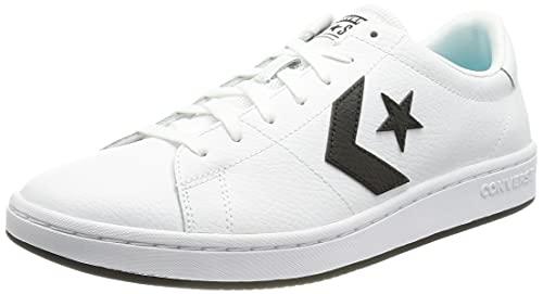 Converse Unisex 168784C-44 Running Shoe, Weiß, 44 EU