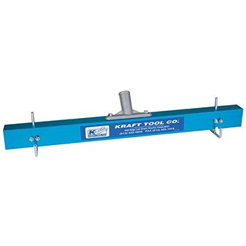Kraft Tool CC976-01-Gauge Rake/Leveler without Handle, 36-Inch