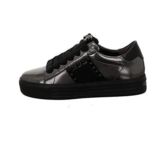 Kennel und Schmenger Sneaker, UP Glatt Leder Grau Damen Schuhe > Damen Sneaker > Damen Sneaker Low Größe 3 ½