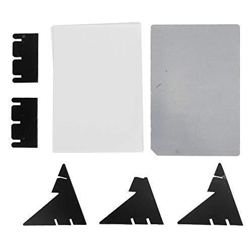 Proyector de Dibujo, Tablero de trazado óptico de Lente de Material de PC para teléfono móvil y Tableta Pintura DIY
