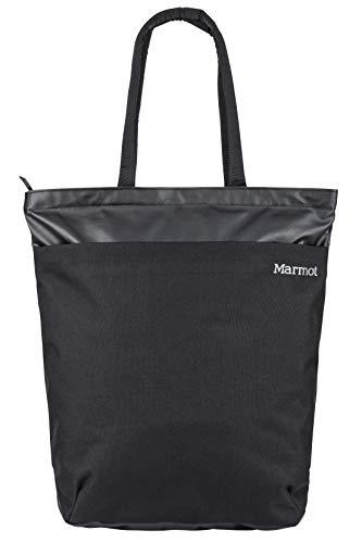 Marmot Slate Tote Travel Bag, One Size, Black