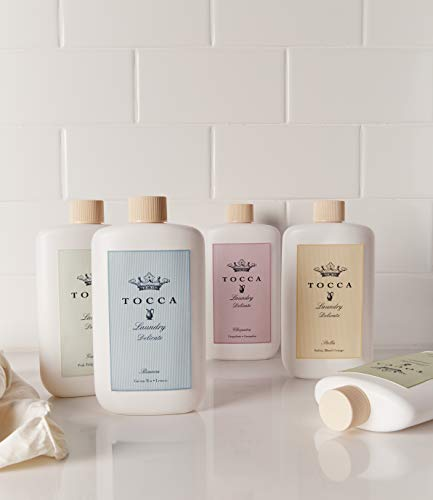 トッカ(TOCCA)ランドリーデリケートクレオパトラの香り235ml(デリケート素材用洗剤洗濯用合成洗剤グレープフルーツとキューカンバーのフレッシュでクリーンな香り)