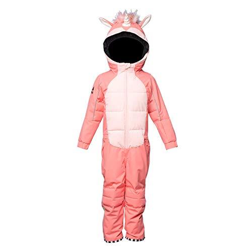 """WeeDo Schneeanzug Unicorn – Skianzug Winterbekleidung Snowwear Für Kinder In Verschiedenen Größen Unisex- TV-Bekannt Aus """"Höhle der Löwen"""""""
