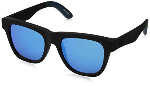 TOMS Dalston Wayfarer Sunglasses, Matte Black, 54 mm