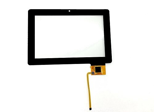 LCD Glass for Fuhu Nabi DreamTab HD8 8' (DMTAB-NV08B) LCD Glass Touch Screen digitizer Replacement (Not Compatible with DMTAB-NV08A)