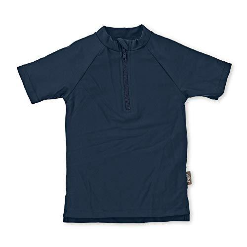 Sterntaler Kinder Kurzarm-Schwimmshirt, UV-Schutz 50+, Alter: 3 - 4 Jahre, Größe: 98/104, Farbe: Marine