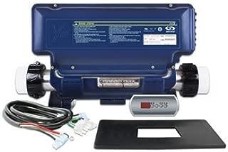 SPAGUTS Aeware, Gecko in.YE-5-H5.5 Spa Controller Kit w/Topside K200, Cords, 5.5KW