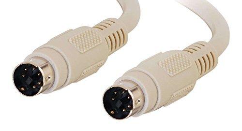 Cables to Go 81487 toetsenbord/muis kabel (PS / 2, stekker op stekker, 5m)