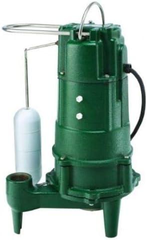 discount Zoeller 803-0001 popular new arrival Shark Model 803 1/2 HP 115V Residential Grinder Pump online sale