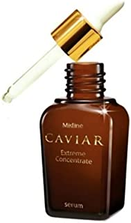 Mistine Caviar Extreme Concentrate Serum Anti Aging Reduce Wrinkle Fine Line and Firming Complex 23 Ml.