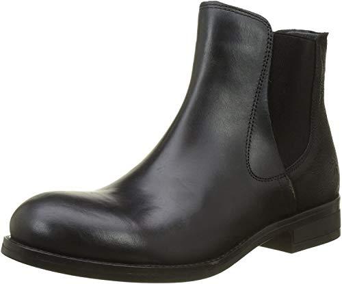 Fly London Damen Alls076fly Chelsea Boots, Schwarz (Black), 36 EU(3UK)