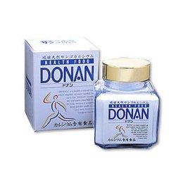 琉球サンゴカルシウム『ドナン』(瓶入り100g/約3か月分) カルシウム強化の総合ミネラル