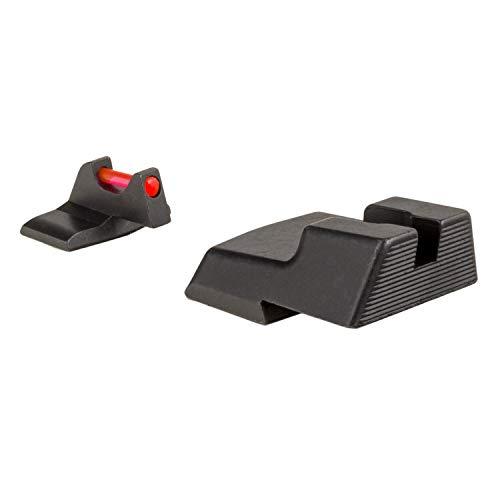 Trijicon, Fiber Sight Set, H&K Models: .45C.45C Tactical, P30, P30L, P30SK, and VP9